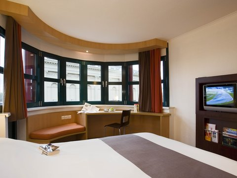 ibis Budapest Heroes Square - Guest Room