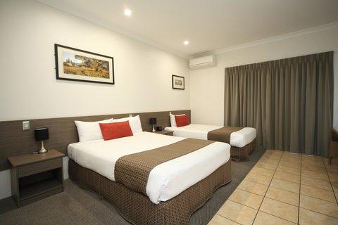 Midlander Motor Inn - Guest Room