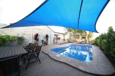 Midlander Motor Inn - Outdoor Pool