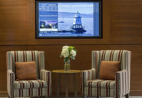 Courtyard By Marriott Burlington Harbor Hotel - GoBoard