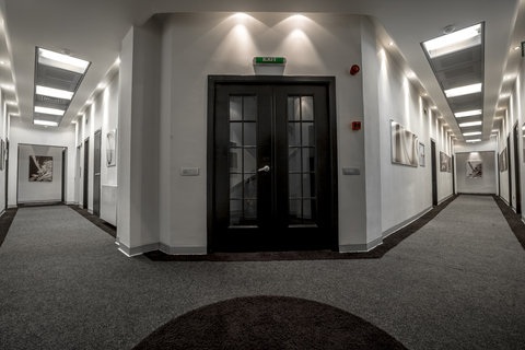 Central Hotel - Hall