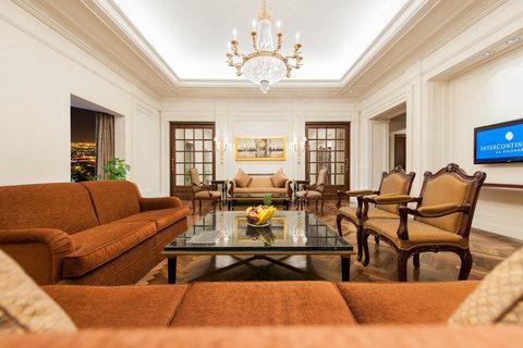 InterContinental AL KHOBAR - Royal Suite