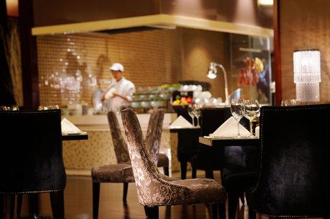 北京中关村皇冠假日酒店 - Breakfast Area