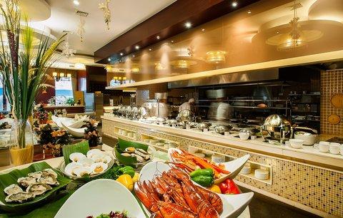 北京中关村皇冠假日酒店 - Buffet