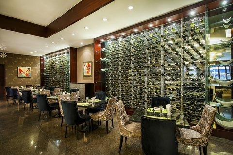 北京中关村皇冠假日酒店 - Valley Caf  Dining