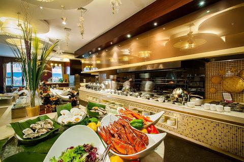 北京中关村皇冠假日酒店 - Vellay Caf