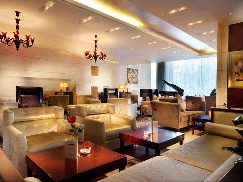 北京中关村皇冠假日酒店 - Bar and Lounge