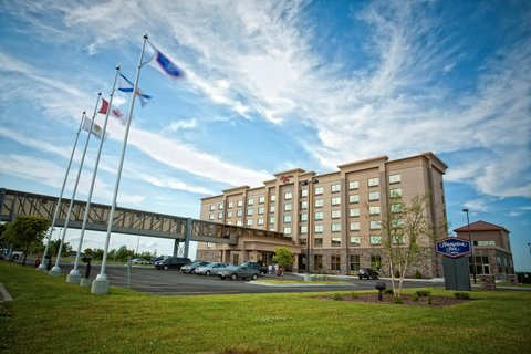 Hampton Inn Sydney Nova Scotia - Hotel Exterior