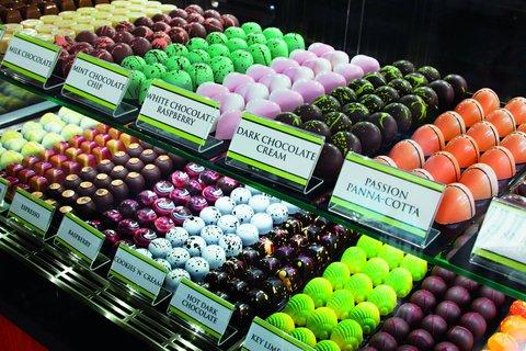 The Ritz-Carlton, Charlotte - Bar Cocoa Chocolate Temptations