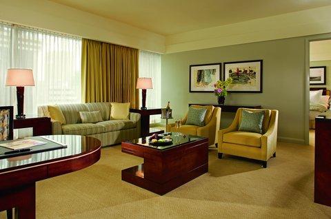 The Ritz-Carlton, Charlotte - Executive Suite