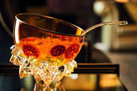 The Ritz-Carlton, Charlotte - PR Punch Bowl Glass