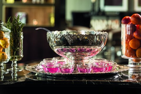 The Ritz-Carlton, Charlotte - PR Punch Bowl Silver