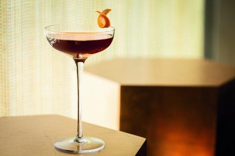 The Ritz-Carlton, Charlotte - PRSouth Of The Italian Border Cocktail