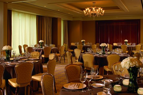The Ritz-Carlton, Charlotte - The Great Room