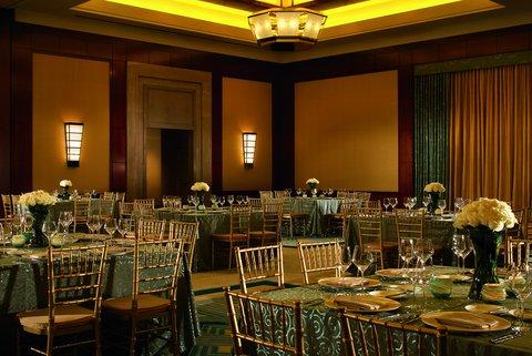 The Ritz-Carlton, Charlotte - The Ritz Carlton Ballroom