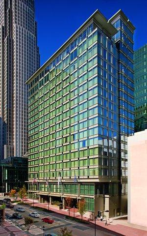 The Ritz-Carlton, Charlotte - The Ritz Carlton Hotel Exterior By Day
