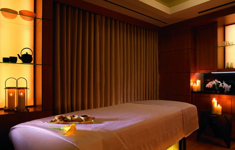 The Ritz-Carlton, Charlotte - The Wellness Center Treatment Room