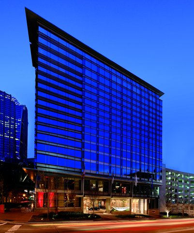 The Ritz-Carlton, Charlotte - Exterior