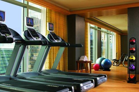 The Ritz-Carlton, Charlotte - Fitness Center
