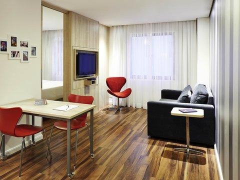 Aparthotel Adagio São Paulo Moema - Guest Room