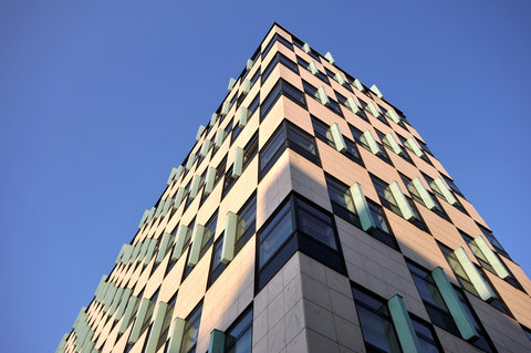 InterContinental BERLIN - InterContinental  Berlin city west exterior view