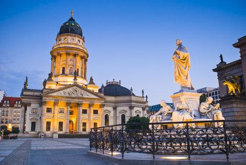 InterContinental BERLIN - German Cathedral