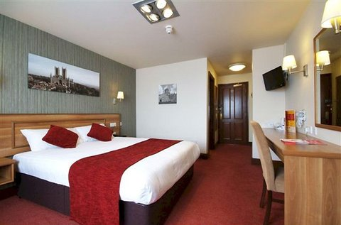 Pride of Lincoln by Good Night Inns - Double Room