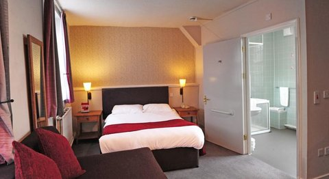 Himley House Hotel by Good Night Inns - Accessible Double