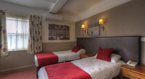 Himley House Hotel by Good Night Inns - Twin Room
