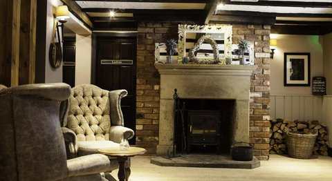 Himley House Hotel by Good Night Inns - Lounge