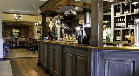 Himley House Hotel by Good Night Inns - Bar