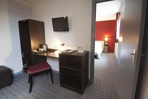 Comfort Hotel Clermont Saint-Jacques - Guest Room