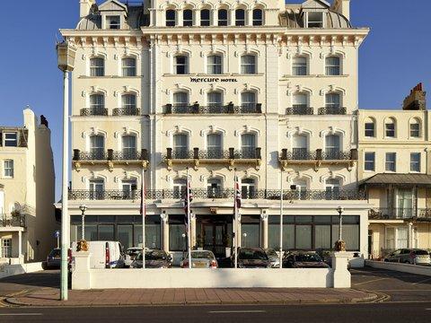 Mercure Brighton Seafront Hotel - Exterior
