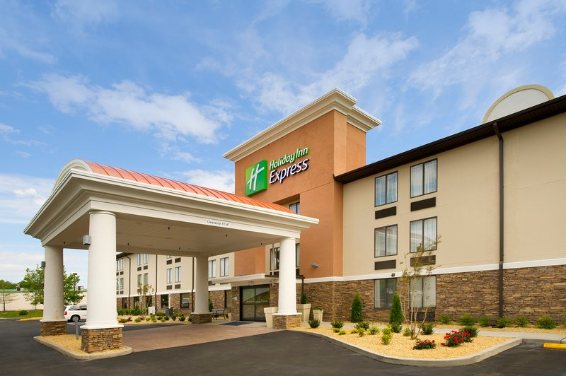 Holiday Inn Express - Welcome, MD