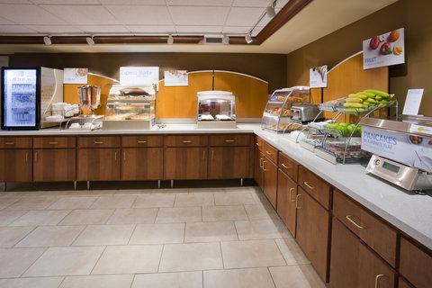 Holiday Inn Express & Suites WILLMAR - Breakfast Bar