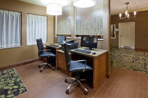 Holiday Inn Express & Suites WILLMAR - Business Center