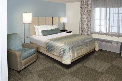 Candlewood Suites DETROIT-ANN ARBOR - Guest Room