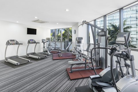 Meriton Serviced Apartments Herschel Street - Herschel Street Gym