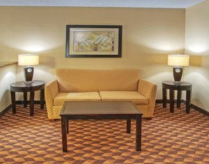 Room - Holiday Inn Express Hotel & Suites Midtown Albuquerque