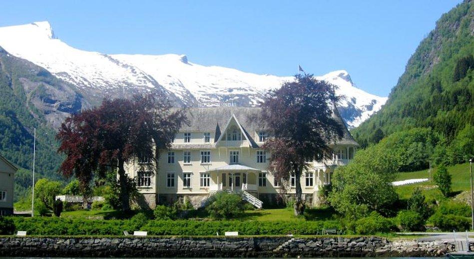 Hotel Mundal
