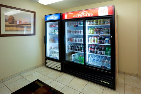 Candlewood Suites Corpus Christi - Spid Hotel - Candlewood Cupboard