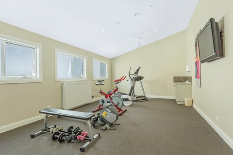 Quality Suites Deep Blue - Fitness Room