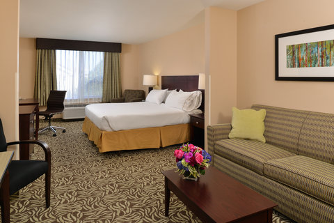 Holiday Inn Express & Suites FRESNO (RIVER PARK) HWY 41 - Guest Room