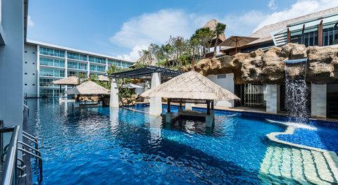 Mantra Sakala Resort & Beach Club - Beach Club Lagoon And Kids Pool