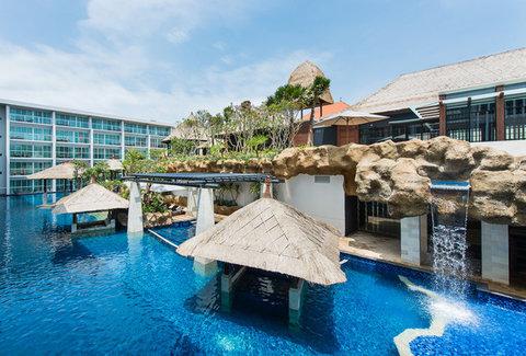 Mantra Sakala Resort & Beach Club - Beach Club Lagoon Pool