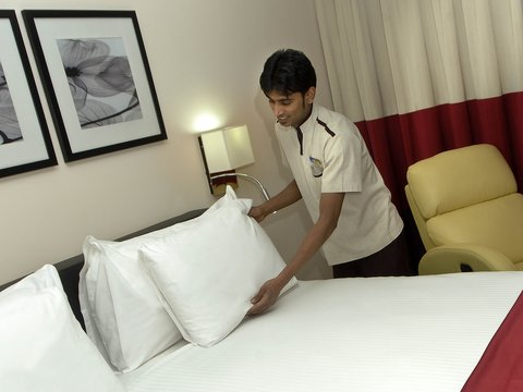 Suite Novotel Riyadh Olaya Hotel - Guest Room