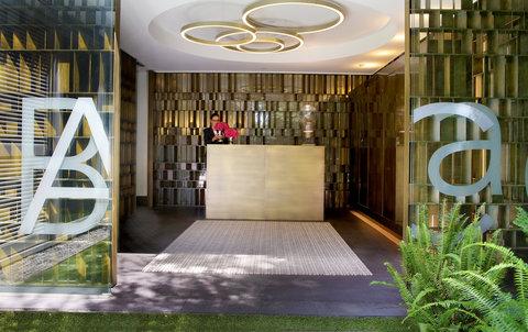 阿布奥西餐厅酒店 - ABaC Entrance