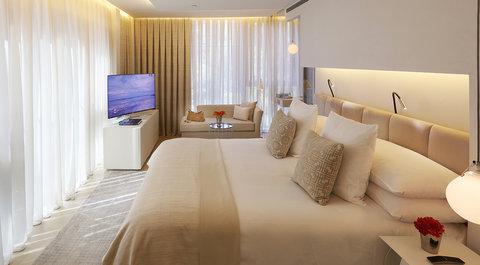 阿布奥西餐厅酒店 - Deluxe Room