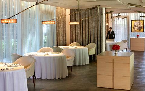 阿布奥西餐厅酒店 - 2 Michelin stars ABaC Restaurant