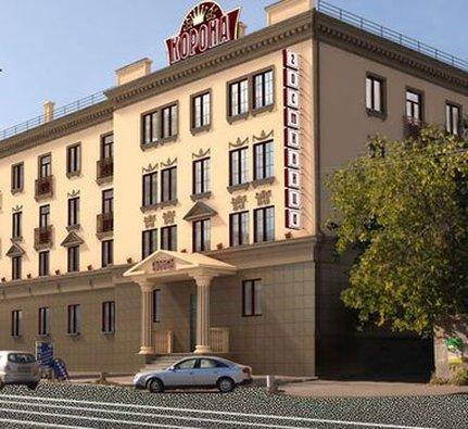 Korona Hotel - Exterior